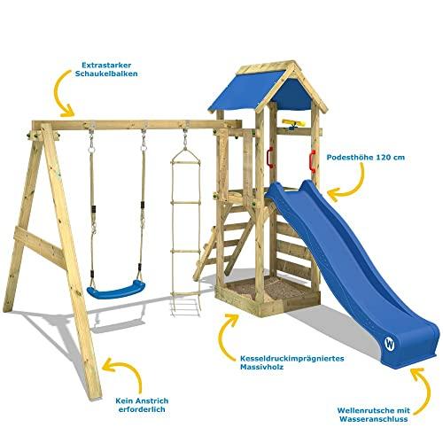 Bevorzugt ᐅ Spielturm mit Schaukel und Rutsche - mit Vergleichstabelle HY31