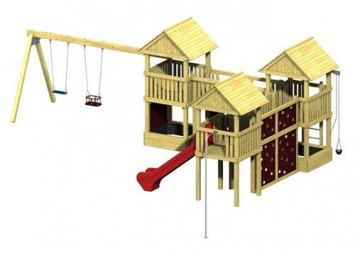 Spielturm Winnetoo Pro Variation 10