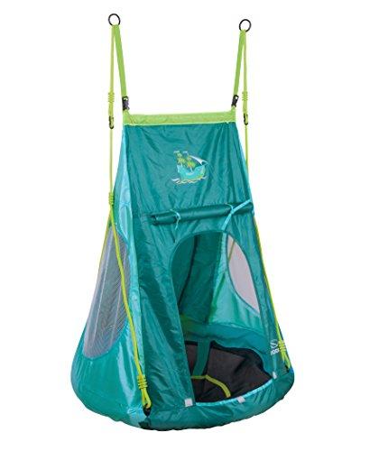 Hudora Nestschaukel mit Zelt Pirate 90cm