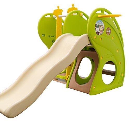 LittleTom Kinderrutsche inkl. Schaukel - 2