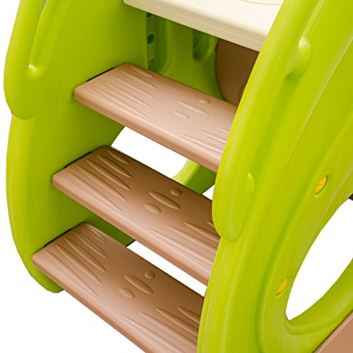 LittleTom Kinderrutsche inkl. Schaukel - 6