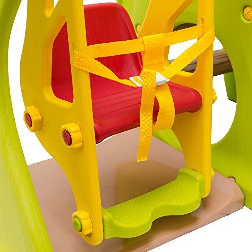 LittleTom Kinderrutsche inkl. Schaukel - 7