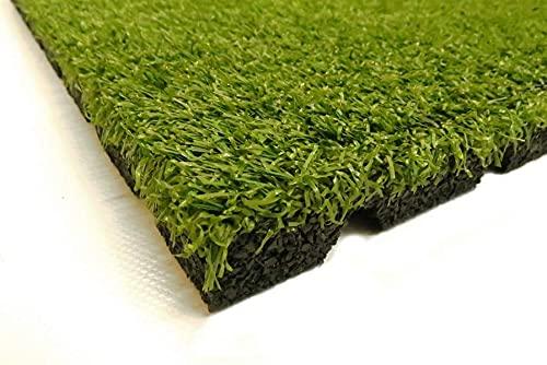 Gartenpirat Fallschutzmatte mit Kunstrasen - 3