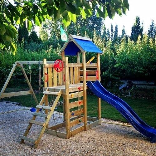 Wickey MultiFlyer Spielturm - 4