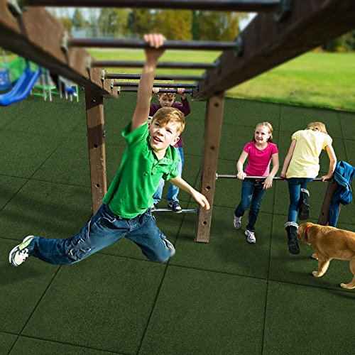 Fallschutzmatten Play Protect Plus 100x50cm - 5